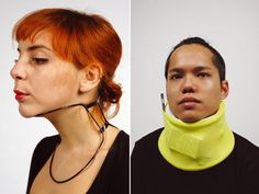 'pro aesthetics supports' by francesca lanzavecchia