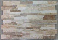 Ceramic Wall Cladding tile #beigemix