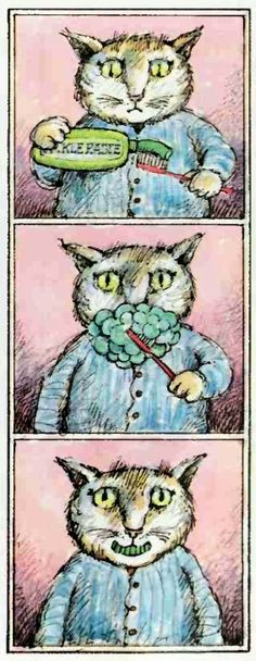 Arnold Lobel – Whiskers & Rhyme Book Illustrations, Children's Book Illustration, Arnold Lobel, Super Cute Cats, Cat Mouse, Cat Behavior, My Animal, Vintage Children, Children's Books