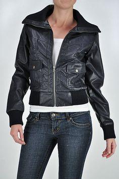 $35.75  Leather Jacket