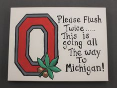 Your place to buy and sell all things handmade Ohio State University, Ohio State Buckeyes, Ohio State Football Helmet, Ohio State Rooms, Ohio State Gifts, Football Quilt, Buckeyes Football, Alabama Football, American Football