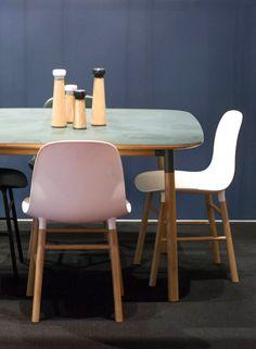 Via NordicDays.nl | New Normann Copenhagen | Form Chair http://decdesignecasa.blogspot