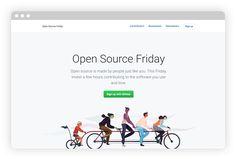 Where open source communities live · GitHub