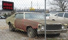 Junkyard Life: Classic Cars, Muscle Cars, Barn finds, Hot rods and part news: Six Muscle car era Chevelles find new owner, now these collectibles for sale again