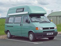 80 Volkswagen T4 Multivan Allstar (1995)