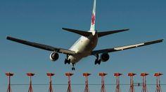 Air Canada jet lands in Halifax
