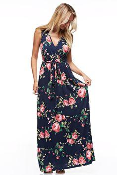 Sunday Best Floral Dress