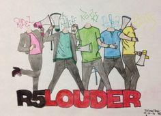 R5 LOUDER