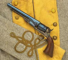 .44 CSA 1860, Colt Army Model / beautiful and profound perfection in a handheld.