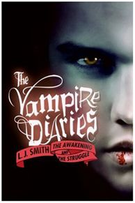 The Awakening is the first of four novels in L.J Smith's popular Vampire Diaries series. Written for the Young Adult (YA) market and originally published in the early The Vampire Diaries were re-released by HarperTeen last year Vampire Diaries Stefan, Vampire Diaries Book Series, Vampire Series, I Love Books, Good Books, Books To Read, Big Books, Amazing Books, Caroline Forbes