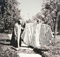 ¤ Gustav klimt and Emilie Flöge, Austria - Attersee, 1908