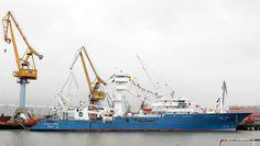 Astilleros Murueta bendice el buque atunero congelador 'Itsas Txori' - elcorreo.com-Nov2013