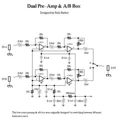 Classic Tube Screamer TS808 Schematic I want to try to