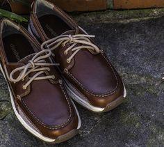 f6426505b Dunham Captain. Athletic shoe technology built into a boat shoe. A moccasin  never felt · Boat ShoesMen s ShoesTimeless ...