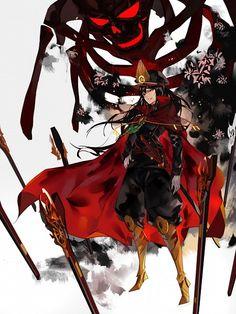 Oda Nobunaga ( Archer ) FGO