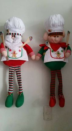 Homemade Christmas Decorations, Xmas Decorations, Holiday Decor, Christmas Elf, Christmas Crafts, Creative Crafts, Diy And Crafts, Elf Legs, Native American Crafts