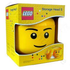 lego bedrooms | LEGO BEDROOM STORAGE, STORAGE HEADS & GIANT BRICKS (FREE POSTAGE) NEW ...