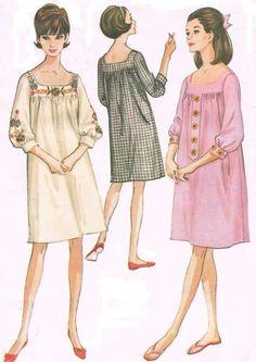 Sewing Pattern 1960s Vintage McCalls 8043 by HappyIFoundIt