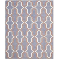 @Overstock - Morrocan inspired design and dense hand-woven wool pile highlight this handmade dhurrie rug.http://www.overstock.com/Home-Garden/Hand-woven-Moroccan-Dhurrie-Purple-Wool-Rug/7511844/product.html?CID=214117 $65.99