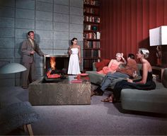 Spencer Residence, 1950.
