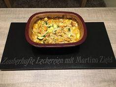 Zauberhafte Leckereien mit Martina Ziehl: All in One Gericht aus dem Zaubermeister - Lachs mit Tagliatelle in Dillsauce