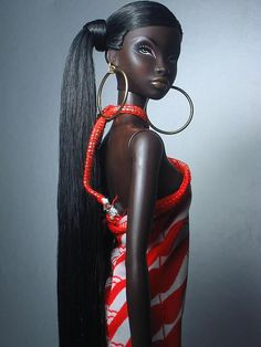 Fashion Royalty NuFace Nadja