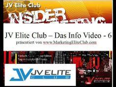 6. JV Elite Club Info Video - Warum ist der JV Elite Club so empfehlenswert