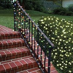 Decorate anywhere without dangerous extension cord sun charges lights