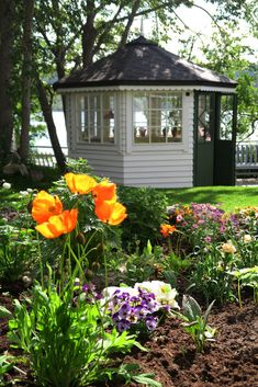 Inspirasjon – Min Oase Planting, Gardening, Gazebo, Shed, Outdoor Structures, Plants, Kiosk, Lawn And Garden, Pavilion