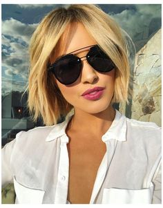 Newest Free of Charge 25 cute bob hairstyles for fine hair 2019 best short & long hairstyle 00029 ~ Li. Ideas Who created the Bob hairstyle? Bob has been leading the group of tendency hairstyles for decades. Bob Style Haircuts, Short Layered Bob Haircuts, Short Spiky Hairstyles, Bob Haircuts For Women, Bob Hairstyles For Fine Hair, Short Bob Haircuts, Cool Hairstyles, Haircut Bob, Haircut Short