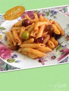Ricetta Pennette alla contadina: imparate con la vostra Cicetta come realizzare questa semplice ricetta con tante foto e spiegazioni passo dopo passo.