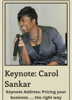 You have to be in the presence of excellence at all times. Always thankful that God continues to use my voice as a vehicle to change the lives of others to learn HOW to ask for more... and get it without lowering their standards... stay tuned for details to join me on the convention floor soon @ www.carolsankar.com  #Nextlevel #Pricing #money #worth #staytuned #justwaitthereismore #ThinkBetter #leader #ceo