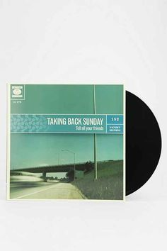 Taking Back Sunday - Tell All Your Friends LP $14.98
