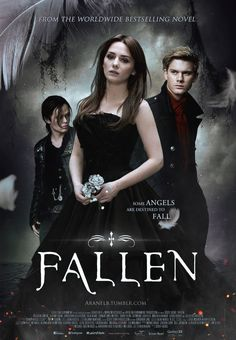 Some angels are destined to fall. (sorry for the low quality, but I couldn't find the original poster in HQ)