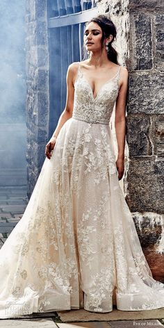 38619f8213 Eve of Milady Boutique Fall 2018-2019 Wedding Dresses