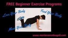 FREE Beginner #Exercise Programs