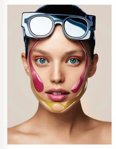 Vogue Paris Fevereiro 2015 | Emily Didonato por Cuneyt Akeroglu [Beauty]
