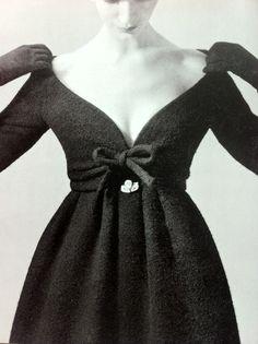 DIOR par Yves Saint Laurent,  Automne-Hiver 1958