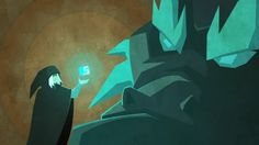 Chibi, el sabio profeta selatrop, hermano del dragón Grougaloragran, nacidos del dofus selatrop de la oscuridad, el dofus ebano.