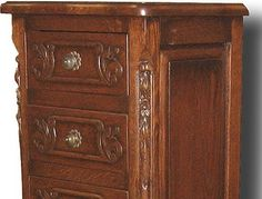 New Chest of Drawers Oak French Oak 7-Drawer - traditional - Dressers Chests And Bedroom Armoires - EuroLuxHome