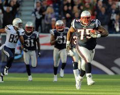 Vince Wilfork Picture at New England Patriots Photo Store