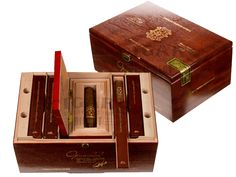 OPUS X LIMITED EDITION Cigars by Prometheus. Charity Boxes, Opus22, Opus6, Humidors, Travel Cases and much more @cigarsdirect