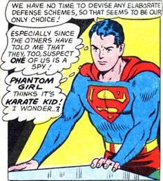 Superboy shows Legion leadership initiative. From Adventure #346 (1966). Art by Sheldon Moldoff.