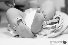 Captured Memories by Esta Eberhardt Photography | BIRTHING birth SESSIONS baby feet
