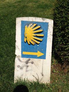indicazione Santiago De Compostela, Drive Way