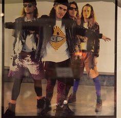 Pearl Jam + Matt Dillon