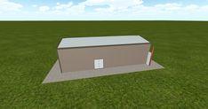 Cool 3D #marketing http://ift.tt/2BCbK2o #barn #workshop #greenhouse #garage #roofing #DIY