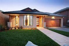 Bildergebnis für house facade single storey