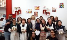 The Cookie Lab by Marta Torres Classes in Italy - March 24th, 2018 at @Tortamania Giuliano Boni