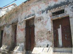 Construccion en ruinas Cartagena